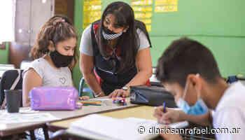 Mendoza vuelve a clases este jueves 29 - Diario San Rafael