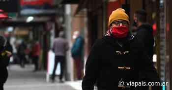 Alerta meteorológica por bajas temperaturas en la región - Vía País