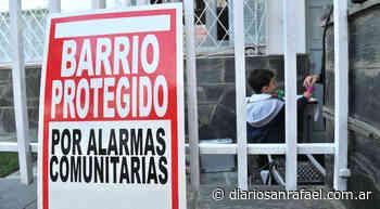 Inseguridad: proponen instalar alarmas comunitarias - Diario San Rafael