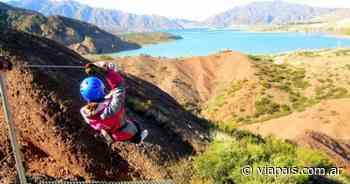 San Rafael con un 90% de ocupación turística - Vía País