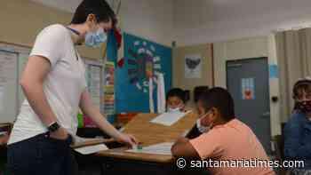 El distrito escolar de escuelas primarias de Santa María espera que el 10% de estudiantes no regresen a los salones de clases este otoño - Santa Maria Times