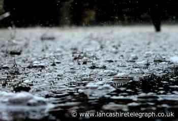 Blackburn set for day of heavy rain as Met Office issue warning