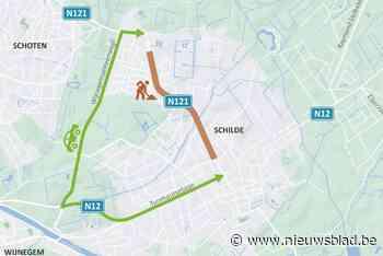 Gillès de Pélichylei en Brasschaatsebaan alweer onderbroken: van 9 tot 20 augustus