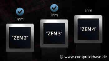 AMD Ryzen, Radeon und Epyc: Zen 4 und RDNA 3 liegen im Fahrplan für 2022