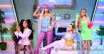 Madame Tussauds unveils Little Mix waxworks including Jesy figure