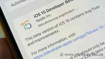 iOS 15 und iPadOS 15: Das bringt die neue Beta 4
