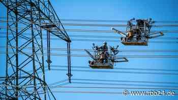Klagen gegen Stromtrasse zwischen Neuenhagen und Hennigsdorf abgelehnt - rbb24