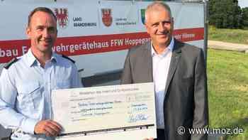 Feuerwehr: Geldregen für Neuenhagen, Fredersdorf-Vogelsdorf und Hoppegarten - moz.de
