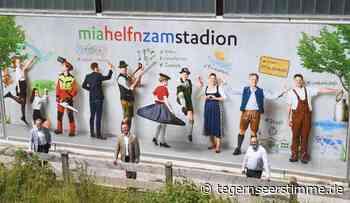 Die Sparkassenstiftung der Kreissparkasse Miesbach-Tegernsee kooperiert mit dem TEV Miesbach - Tegernseer Stimme