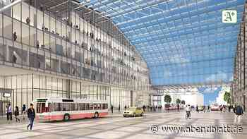 Großprojekt in Hamburg: Wer den Hauptbahnhof der Zukunft sehen will, muss fix sein