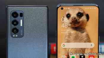 Oppo Find X3 Neo im grossen Test: Besser als iPhone 12 und Galaxy S21? - watson.ch