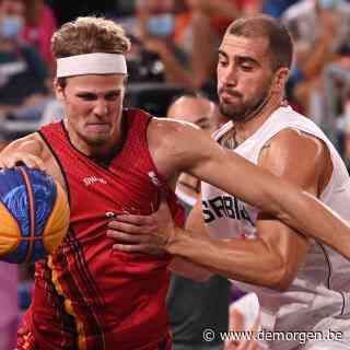 Live - Belgische 3x3-basketploeg speelt om bronzen medaille tegen Servië