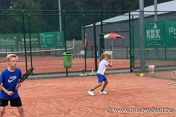 Kastelse Tennisclub pakt uit met groot jeugdtoernooi