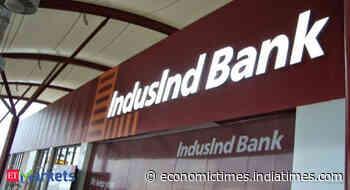 Buy IndusInd Bank, target price Rs 1200: Motilal Oswal - Economic Times