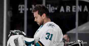 2021 NHL Free Agency: San Jose Sharks to buy out goalie Martin Jones - Fear the Fin