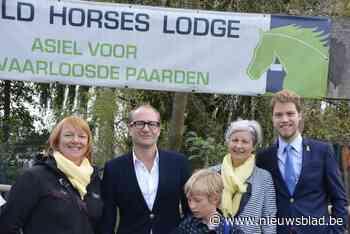 Vlaamse overheidssteun voor The Old Horses Lodge
