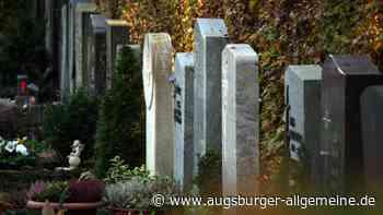 Über 100 Gräber in Peißenberg und Weilheim verunstaltet