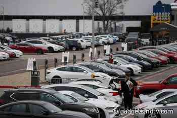 Tesla Hikes Electric Car Prices in US, Holds Line in China
