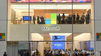 Quartalszahlen: Microsoft liefert starke Zahlen dank Cloud-Geschäft