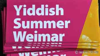 """Eröffnungskonzert des """"Yiddish Summer Weimar"""" 2021 in Erfurt - RTL Online"""