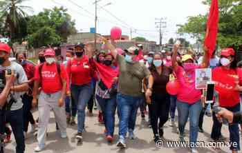 Juramentados comandos de campaña Aristóbulo Istúriz en Puerto Cabello - ACN ( Agencia Carabobeña de Noticias)