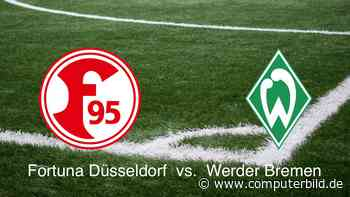 2. Bundesliga: Düsseldorf vs. Bremen live erleben