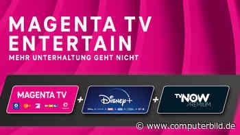 Magenta TV Entertain: Neuer Tarif mit Disney Plus