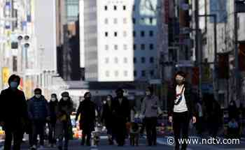 Record COVID-19 Cases In Japan's Tokyo Amid Olympics, More Curbs Expected - NDTV
