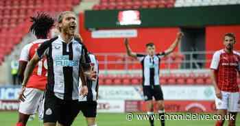 Newcastle want to 'run teams into the ground' this season admits Hendrick