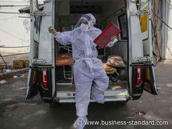 WHO says global coronavirus deaths jumped by 21% in past week - Business Standard