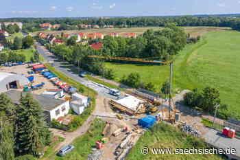 Riesa: Rückschlag für Riesaer Straßenbaustellen - Sächsische.de