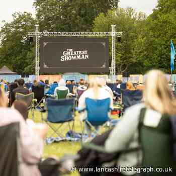 Outdoor cinema event is coming to Blackpool and Burnley