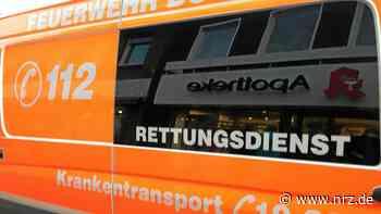 Bei einem Unfall in Wesel wurde eine Frau schwer verletzt - NRZ