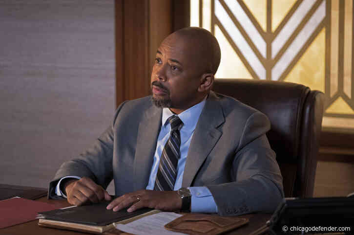 """Chicago Native, Actor, Michael Boatman Dishes on Season 5 of """"The Good Fight"""""""