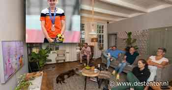 Familie Van der Breggen in Hasselt ziet Anna in Tokio brons halen: 'Kom nu maar lekker naar huis, meid' - De Stentor