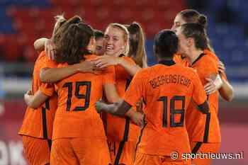 🎥 | Oranje Leeuwinnen halen weer flink uit: 8-2 tegen China - Sportnieuws.nl