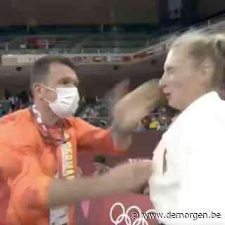 Judocoach geeft judoka klappen in het gezicht: 'Blijkbaar was het niet hard genoeg'