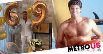 David Hasselhoff is '69 and feeling fine' as he celebrates birthday - Metro.co.uk