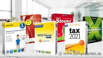 Steuererklärung 2021: Die besten Programme im Test