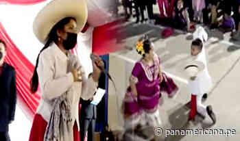 Cajamarca realiza actividades festivas para celebrar 28 de julio y la asunción de Castillo - Panamericana Televisión
