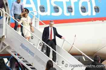 Alberto Fernández viajará a Perú para la asunción de Pedro Castillo - Rosario Nuestro