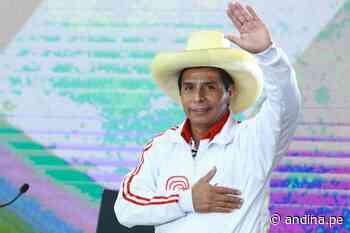 Pedro Castillo: ¿qué autoridades del exterior vendrán a la asunción de mando? - Agencia Andina