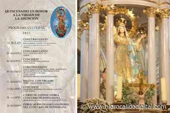 Si habrá Romería en honor a la Virgen de la Asunción   Hidrocalidodigital.com - Hidrocalido