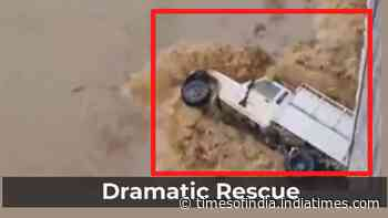 Caught on cam: Dramatic CRPF rescue operation in Jharkhand