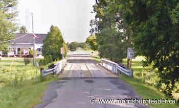 Taylor Road bridge closed – Morrisburg Leader - The Morrisburg Leader