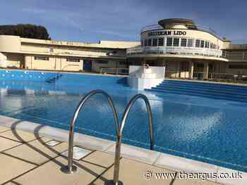 Saltdean Lido named as one of the best five in the UK