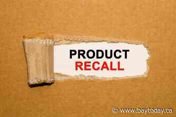 CANADA: Expanded recall covers affected products sold nationally