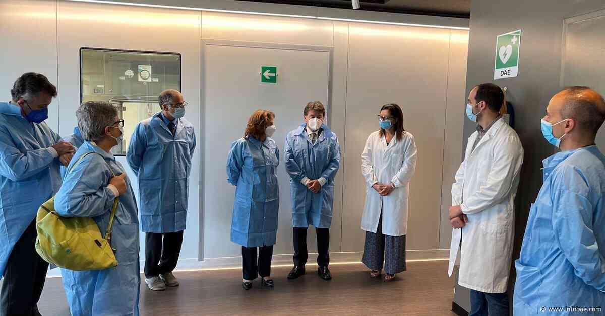 SRE anunció posible colaboración con Italia para fabricar nueva vacuna contra COVID-19 - infobae
