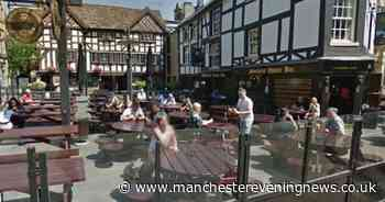 City centre pub with 'massive beer garden' loved by shoppers and sun seekers