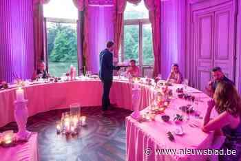 Dineren als een kasteelheer in Hof ter Linden of Kasteel Fruithof